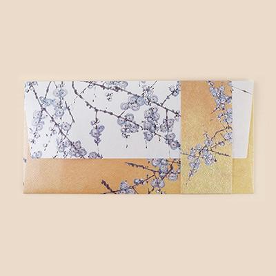 푸른벚꽃봉투