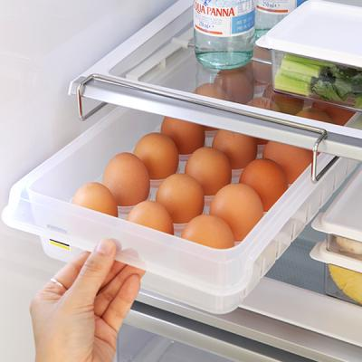 냉장고 레일에그트레이 2호(21구)