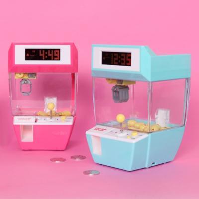 미니 캔디크레인 사탕뽑기 알람시계 (전자동 백기능)