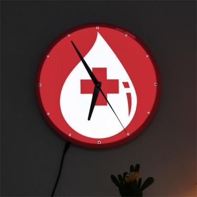 ng329-LED시계액자25R_당신의용기가사랑입니다헌혈