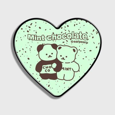 Cookie cream-mint(하트톡)