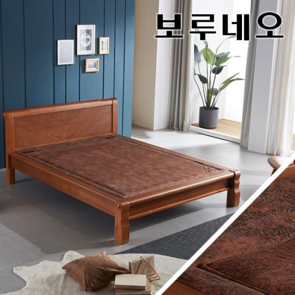 [선물추천] 모닝듀 온열 황토볼침대 퀸 YS301Q