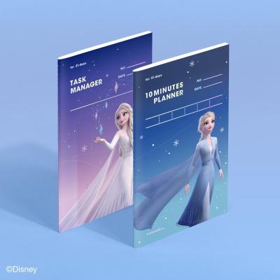 [모트모트] 디즈니 텐미닛 태스크 31DAYS - 프로즌2