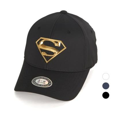 [디꾸보]슈퍼맨 투사이즈 볼캡 야구모자 AC645