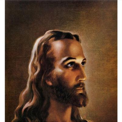 퍼즐 명화 그리스도의 초상 1000 피스직소퍼즐