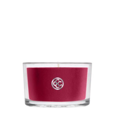 COLONIAL CANDLE 2855글래스 티라이트 캔들 다홍식 아미릴리꽃