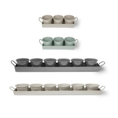 [Garden trading]Pots on Tray 화분