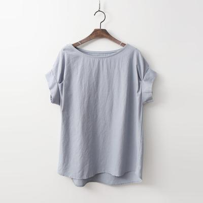 Linen Cotton Aco Blouse
