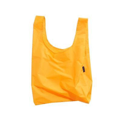 [바쿠백] 휴대용 장바구니 Electric Saffron