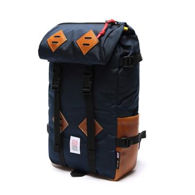 토포디자인 KLETTERSACK 22L TDKS013 (NAVY/BROWN )