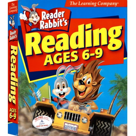 [CD-ROM] 리더래빗 Reading 6-9 / 리딩 종합학습 2단계