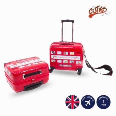 유아캐리어_런던 스티커버스 레드(RED)