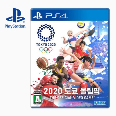 PS4 2020 도쿄 올림픽 한글판
