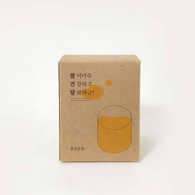 꿀.건.달 밤꿀 Chestnut premium honey - 270g