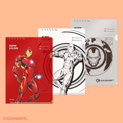 [마블] 페이퍼폴더 3EA - 아이언맨