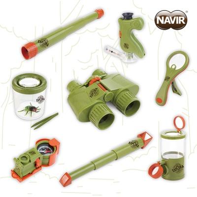 나비르 에코 숲체험 (익스플로러) 8종 패키지