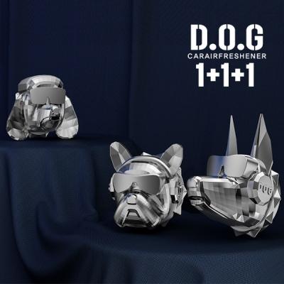 도그독 명품 차량용 방향제 D-E1 3종세트