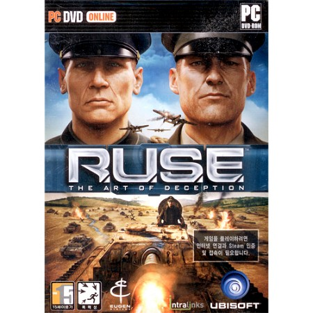 (PC-DVD) R.U.S.E - The Art of Deception