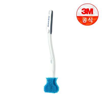 [3M]크린스틱 더블액션 변기청소 핸들+리필1입