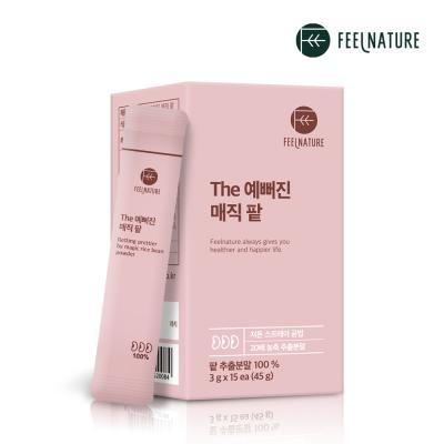 필네이처 The 예뻐진 매직 팥 스틱 (3g x15포) / 팥물