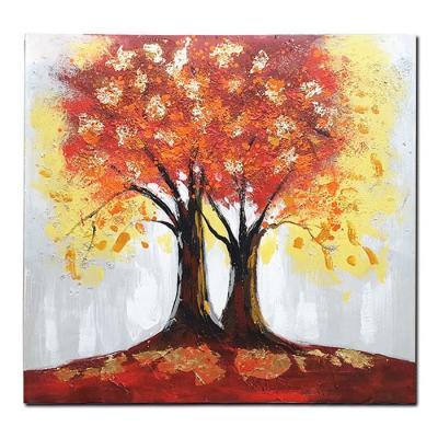 홈스타일링 부부 금나무 유화액자CH1485770