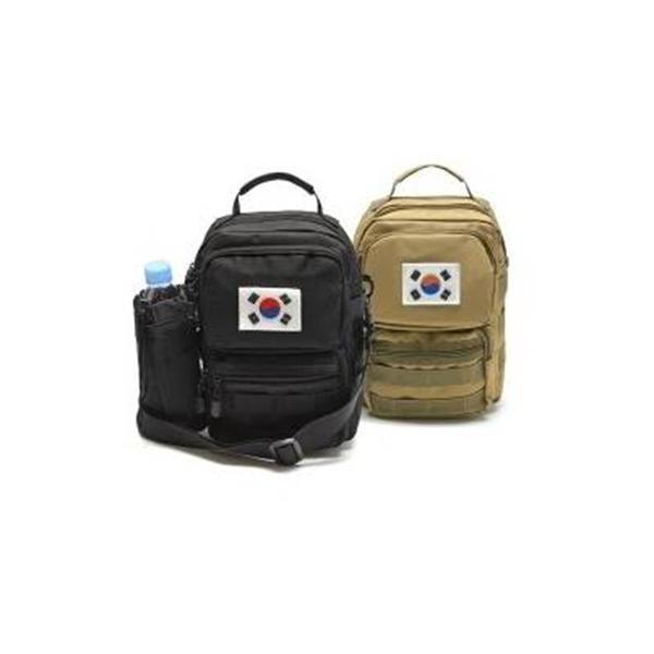 [애슬릿]태극 무늬 여행 가방 미니 크로스 백