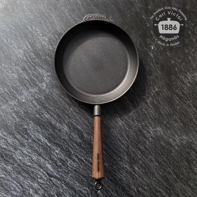 스웨덴 칼빅터 기본형 무쇠 프라이팬 18/24/28cm
