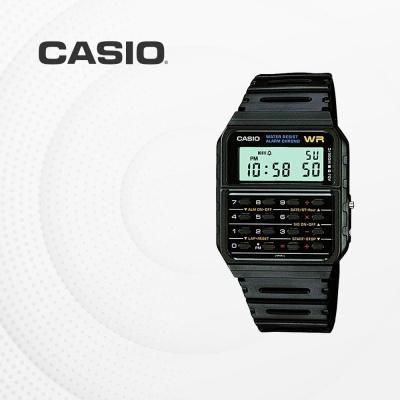 카시오 남자 여자 계산기 빈티지 전자시계 CA-53W-1Z