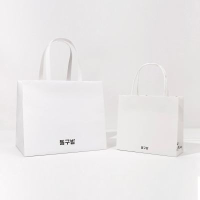 동구밭 선물용 종이 쇼핑백 2종 Small/Medium
