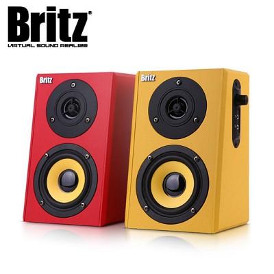 [브리츠] 스피커 BZ-700S BUCKS (2채널 / 마이크 & 헤드폰 단자 / USB전원 / 고밀도 우든 MDF)