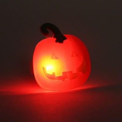 LED점등 호박반지