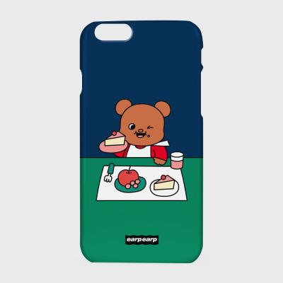 Picnic bear-navy/green