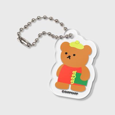 [11.08 예약발송]Smart note bear(키링)