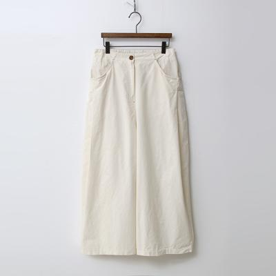 Cotton Wide Pants - 9부