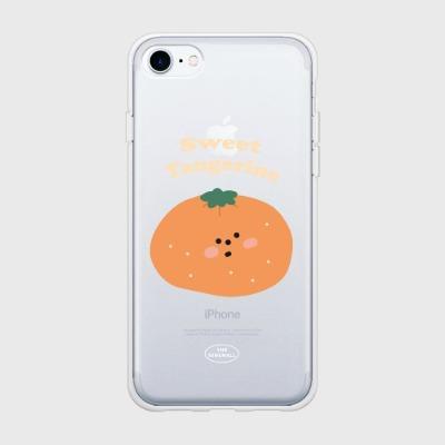 sweet tangerine 젤리케이스