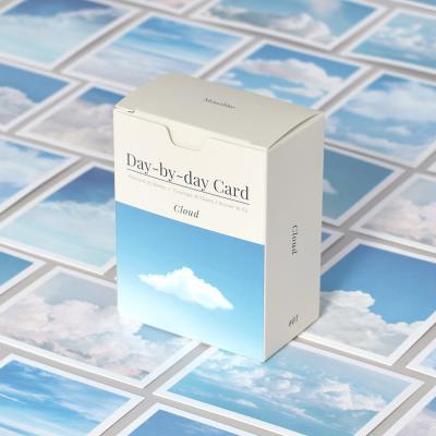 데이바이데이 카드 - Cloud