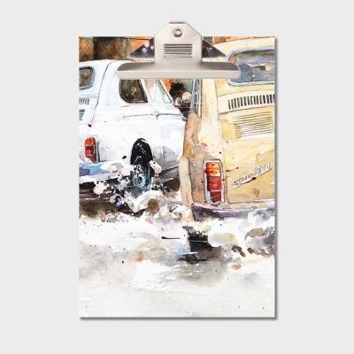 강민석 에디션 클립보드 A4 no.017