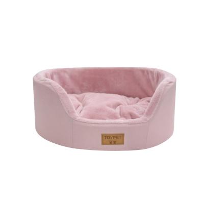 모노베드 - 타원형 (핑크)