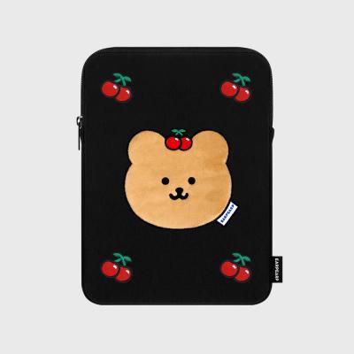 Cherry covy-black(아이패드 파우치)