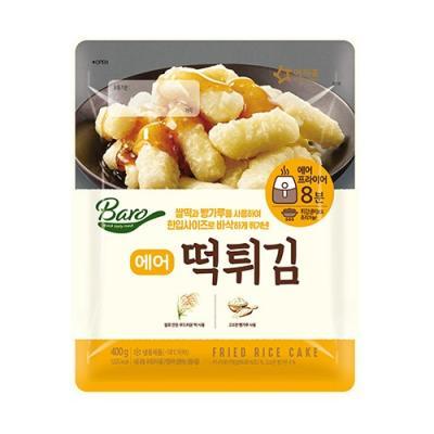 [아워홈] 에어프라이어 에어떡튀김 (400g)
