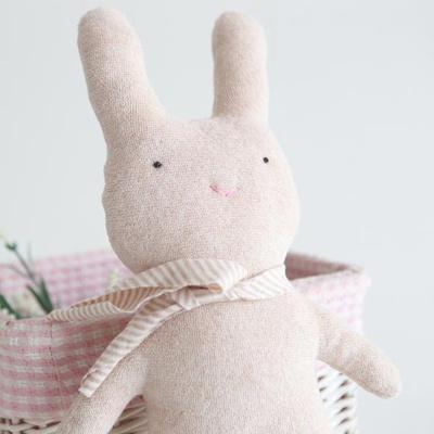 [꼼지] 유기농 토끼 애착인형 만들기 D.I.Y