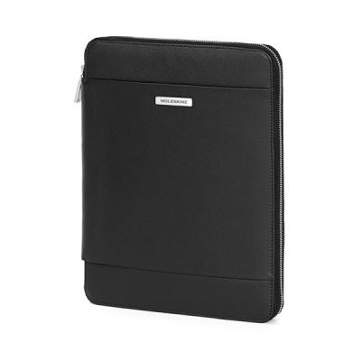 몰스킨 T 클래식 매치 가죽 컬렉션 - 폴더/블랙