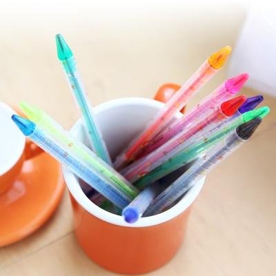 미피 슬림 색연필 (낱개)