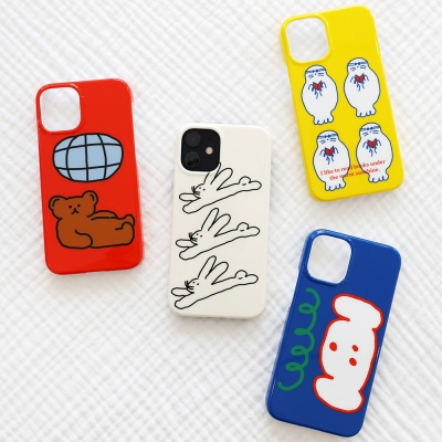 Brunch Brothe 글로시 케이스 for iPhone12 series