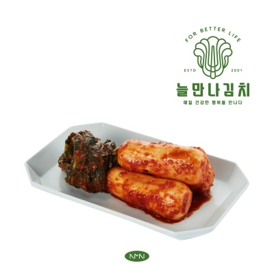 늘만나김치 총각김치 1kg