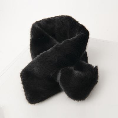 Echo Fur Petite Muffler