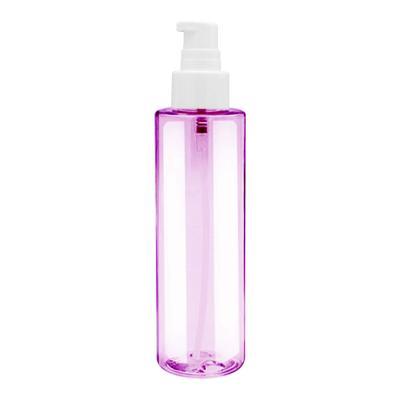 풀오버캡 에센스 150ml 백색펌프, 투명 핑크 용기