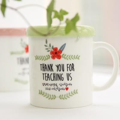 [플라워 감사] 머그컵