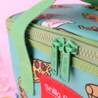 [스닐로스티치] 스닐로피자 보냉피크닉 가방