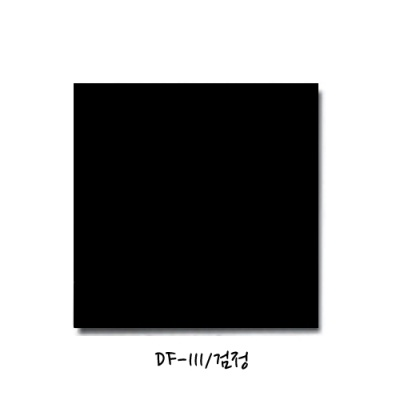 [현진아트] DF양면칼라폼보드 5T (DF-111검정) 6X9 [장/1]  102600